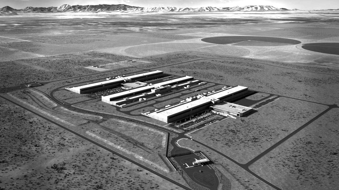 Centro de datos de Utah